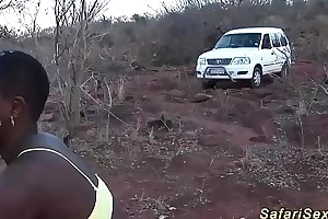 extreme african open-air fuck orgy