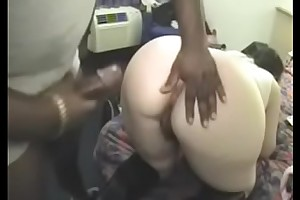 BuztaNut.com - Big Booty Pounded by BBC at the Overindulge Tourist house 2