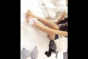 【第一人称】裸足船袜