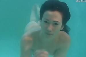 Rusalka a difficulty Russian hot mermaid nearly a careful ass