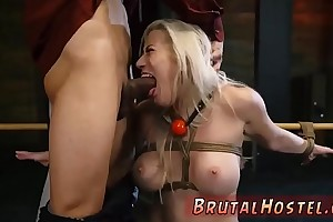 Teen on toilet grinding cum with an increment of finger bang bondage Big-breasted