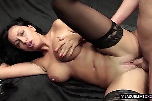 LaSublimeXXX Asia Morante takes cock after unselfish blowjob