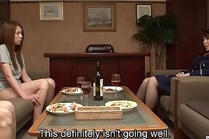 JAV Secret Black hole CFNF lesbian cunnilingus HD Subtitled