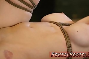 Grey bondage Big-breasted yellowish hotty Cristi Ann is on vacation