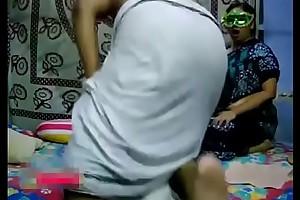 Velamma Bbhabhi bend over taking her beau big cock sucking n going to bed wid loud m