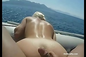 theSandfly Stupefying Vacation Orgasms!