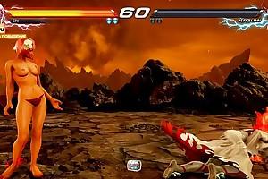 Tekken 7 Alisa barren boobs 3D game VS BATTles Wiki Reppuzan Vs Battles WIki