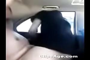 Punjabi boy carnal knowledge in car
