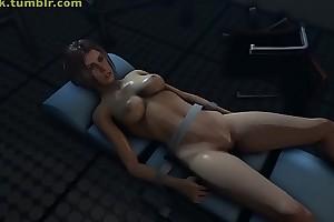 Lara Croft Monster