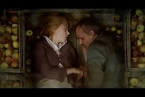 Nicole Kidman Dogville forced in Reciprocation scene.