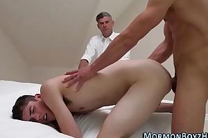 Mormon hunks ass fucked