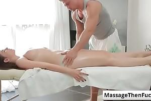 Fantasy Massage Screeching - Fuck Say no to Tits with Marina Visconti part-02