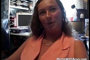 Pierced Pussy Mom Fucking Going forward - full dusting