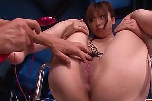 Shooting toy porn scenes be useful to amazing Mami Yuuki