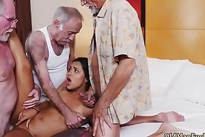 Bed blowjob two first time As a result the old folks are on a beach