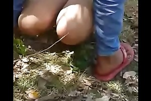 desi young nepali team of two sucking and fucking alfresco