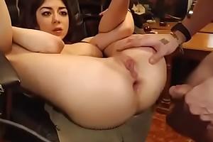 Inviting Tight Babe Anal Fucking Boyfriend Big Dick - Cam Porn