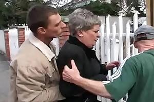 Grandma Takes on All