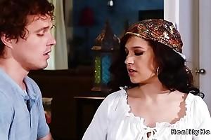 Prex Latina serendipity teller banging