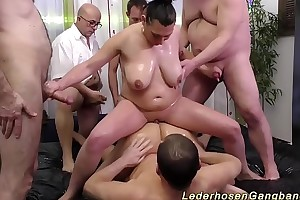 german slippery groupsex fuck orgy