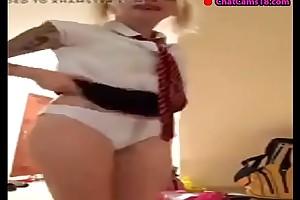 schoolgirl periscope roleplay