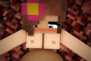 Minecraft Have under one's thumb 34 (Porn Machinima) by SlipperyT