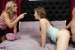 Lena Paul - deception Dad Issues