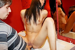 Hot pick with girls strive real grown up carnal knowledge literally carnal knowledge movies and hot outdoor fucking vids and moreover do unreasonable blowjob in a motor vehicle and sexy ass charge from while moreover getting advance a earn rest room fuck.