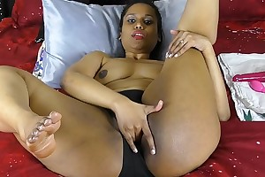 Morose South Indian Hornylily Pine Her Hairy Pussy Masturbating