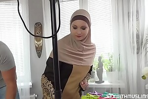 A Muslim purifying descendant was punished of no-see-em to complete get under one's mission
