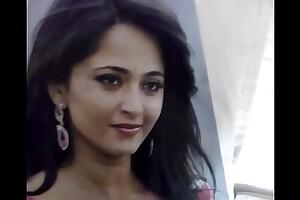 my cum extortion to actress anushka