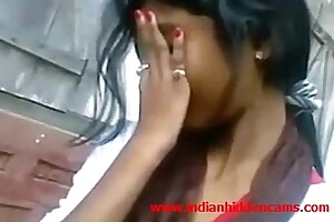 Indian Teen Vibrant Kissing - IndianHiddenCams free porn video