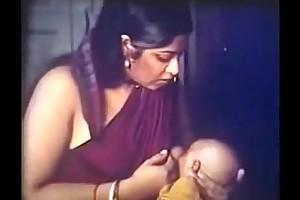 Desi bhabhi milk feeding clip scene scene