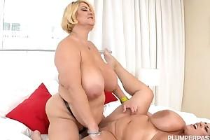 Busty bbw pornstars samantha 38g added to maria moor...