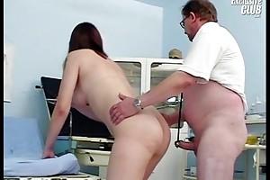 Rachael muff gyno send back fetish examined