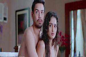Tridha choudhury topless brawny a kiss scene from khawto
