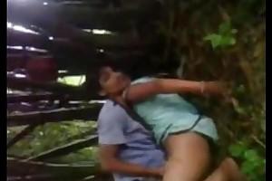 Desi assamese establishing wan hotties screwed in jungle by ...