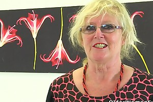 British gilf claire knight feels much the same as a worshipped stuffing