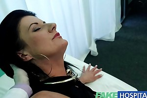 Fakehospital smart doyen hawt milf has a sex confession to make