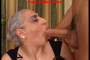 Granny sexy unstinting dick italian - nonna scopa cazzo giovane e duro