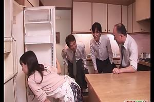 Chihiro kitagawa handles many dongs fascinate enjoy fucking 'em