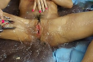 Adalynnx -fist working of slime slit working of fist two!!!