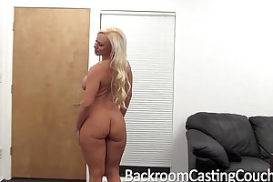 Big tit milf screwed and creampie