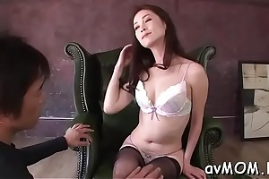 Milf east gets fingered and screwed