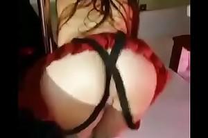 Stefany Ramirez en  puta vestida de colegiala