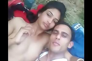 Despotic village couple sex outdoor