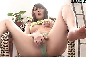 Gorgeous asian amateur maomi nagasawa masturbates - More at jav68.pw