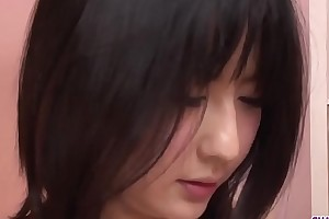 Megumi Haruka wants cum on face and tits check b determine blowjob  - With at Slurpjp.com