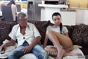 DADDY4K. What would you prefer - computer or your gf?