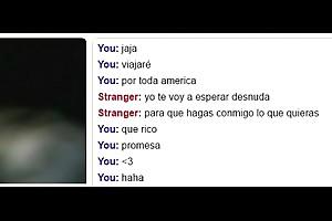 chica de omegle argentina parte 4